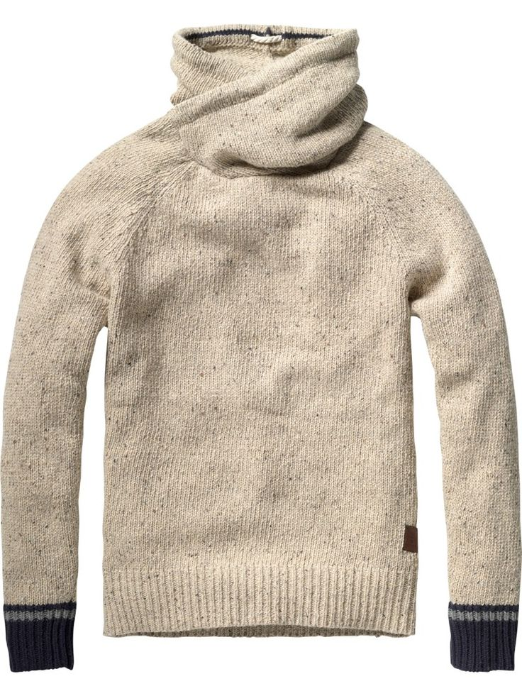 Great Sweater!! Let the cold times begin! Scotch & Soda Online Shop