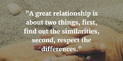Love, respect and honesty are the most important things in a relationship. Here are some quotes about love and age difference that show us that love doesn't know age.