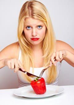 Очень  Низкоуглеводные диеты испортите Некоторые женские гормоны