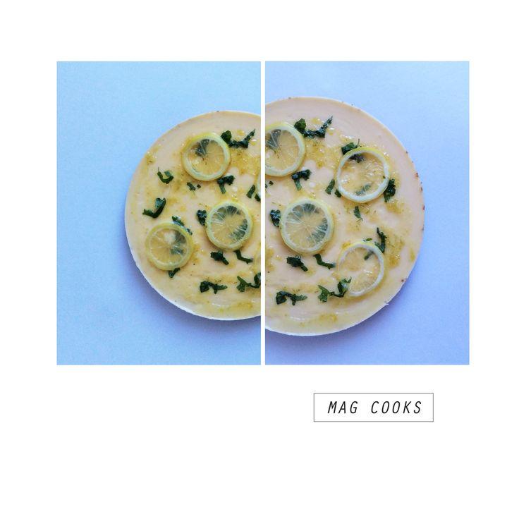 Irresistible #lemoncake #cake #lemon #sweet #nomnomnom #foodporn #foodart #summer #magcooks
