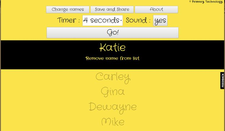 technology rocks. seriously.: Student Selector & Grouping Tools