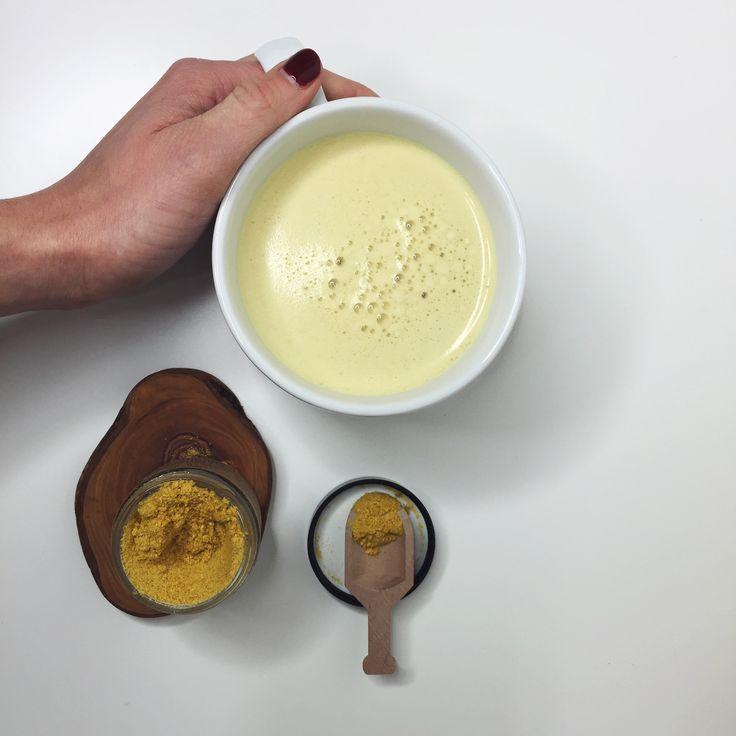 Golden Chai Turmeric Latte   The Healthy Gut Series