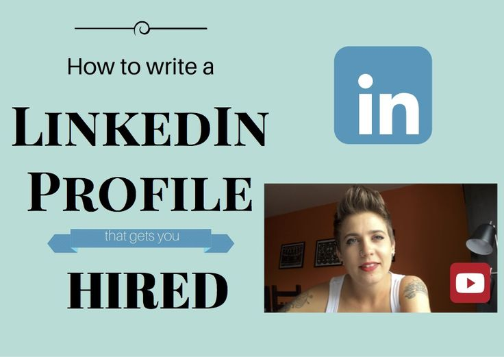 Is your LinkedIn profile underselling your skills or putting employers off? Here are the guidelines I follow when writing profiles for clients.