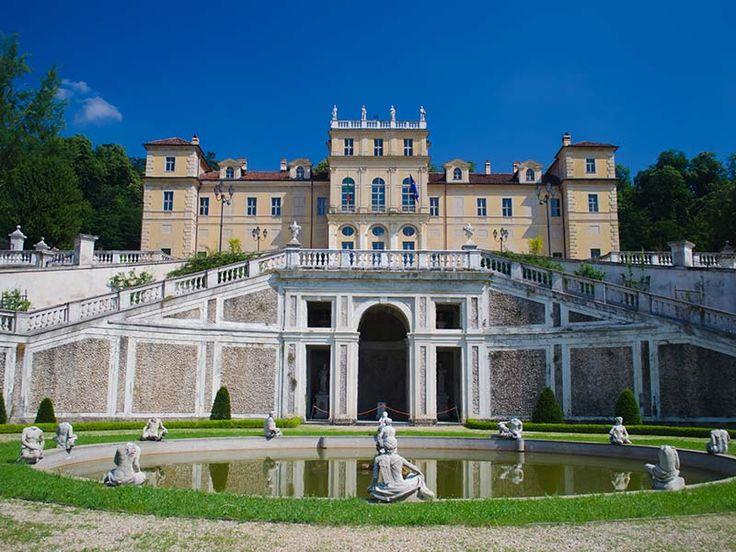 villa della Regina, Torino, Italy Turin, Villa, Italian