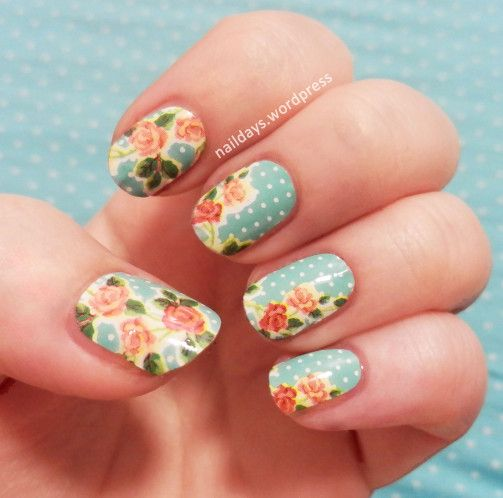 Nail Arts By Rozemist Cath Kidston Vintage Inspired: 805 Best Shabby Chic Images On Pinterest
