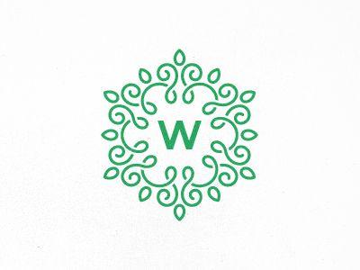 107 25 Fantastic Plant  Flower Logos