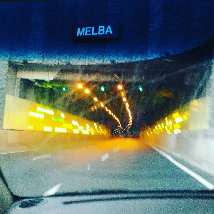 Eeek I hate tunnels!  #melba #eastlink #tunnel #driving #help #melbourne #melbourneiloveyou