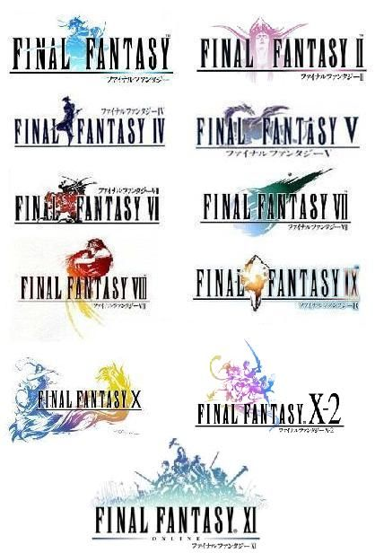 Yes, Ive played every single FF game to date... and I cant wait for the new one to come out!: Final Fantasy, Video Games, Game Stuff
