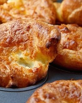Yorkshire Pudding - This English Recipe Is A Classic, And Once You Taste It, You'll Know Why! | 12 Tomatoes