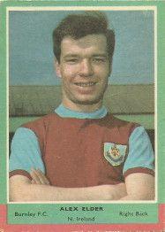 104. Alex Elder  Burnley