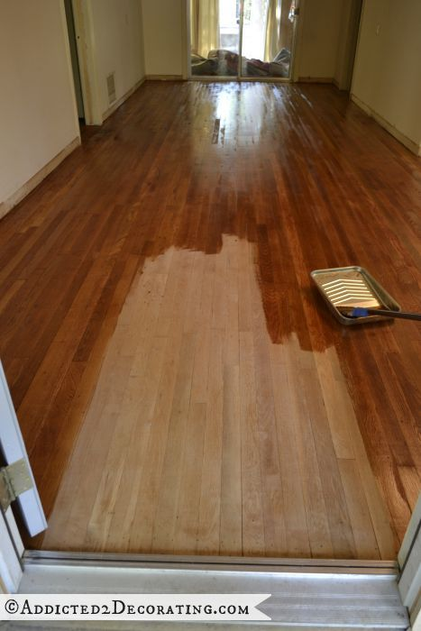 23 Best Images About DIY Refinishing Hardwood Floors On Pinterest Stains T