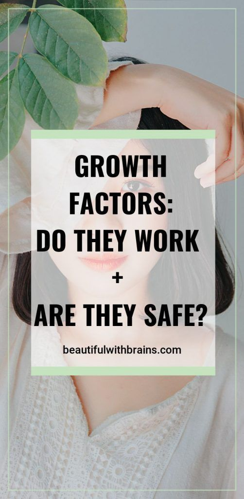 Growthfactors Tell Your Skin Cells How To Behave They Help Your Skin Repair Itself Boost Collagen An Growth Factor Collagen Growth Reduce Hyperpigmentation