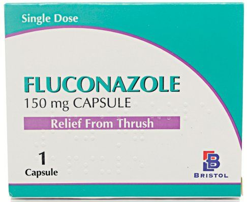 fluconazole 150mg X1 Capsule (thrush Treatment) Fluconazole 150mg Capsule is a treatment for thrush vaginal candidiasis. It may also be used to treat associated penile thrush. candidal balanitis.The capsule contains the same active ingredient as ca http://www.MightGet.com/march-2017-1/fluconazole-150mg-x1-capsule-thrush-treatment-.asp