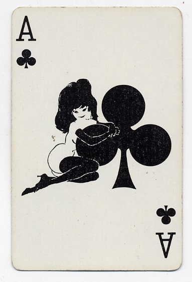 playboy ace of clubs