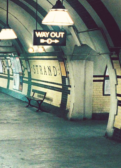 Writing inspiration #scenes #writing #nanowrimo London Subway very old !!!!!