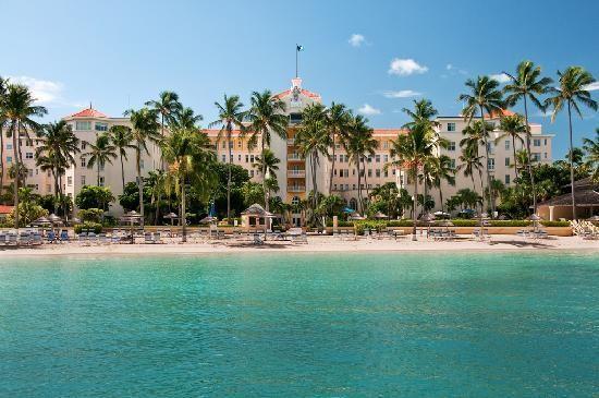 British Colonial Hilton, Nassau, New Providence Island