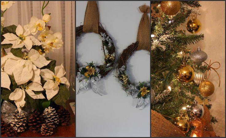 DIY Decoraciones Navideñas faciles y chulisimas! hechas en casa! 2014