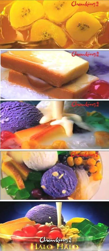 #HALO #HALO #RECIPE #FILIPINO #DESSERT - Please like share repin Thanks! :)/So delicious and yummy!!