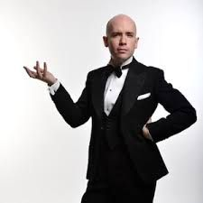 TOM ALLEN supporting Sarah Millican, Outsider tour 31 July 2016 at Tyne Theatre, Newcastle