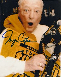 Myron Cope & the Terrible Towel.  Yoi!