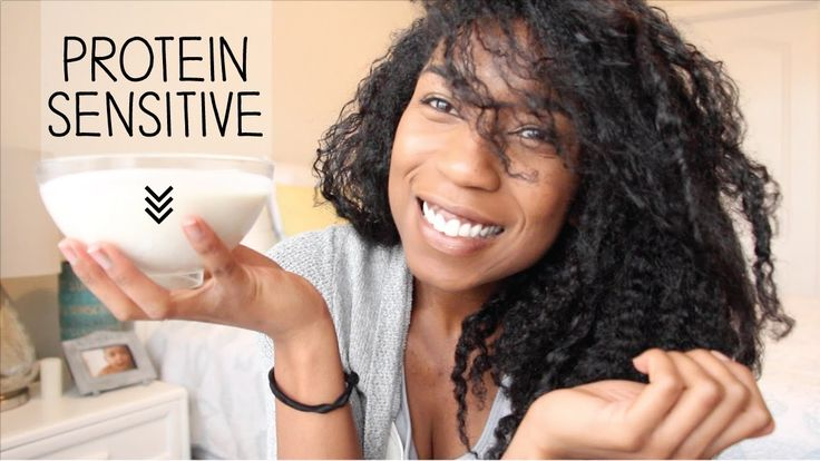 DIY Homemade Deep Conditioner for Protein Sensitive Natural Hair