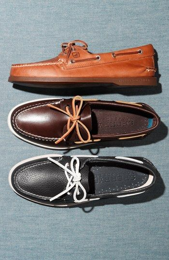 Sperry Top-Sider® 'Authentic Original' Boat Shoe (Men)   Nordstrom