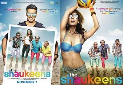 The Shaukeens 1st Collection, The Shaukeens First Day Collection, Shaukeens Friday Collection, The Shaukeens Public Response, The Shaukeens 1st Day Business