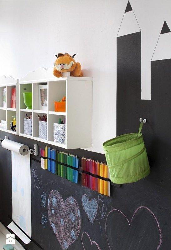 Pokój dziecka styl Skandynawski - zdjęcie od Homebook.pl