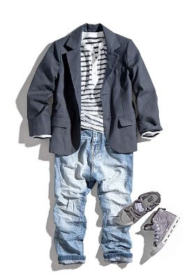 Boy Outfits to be excited about!