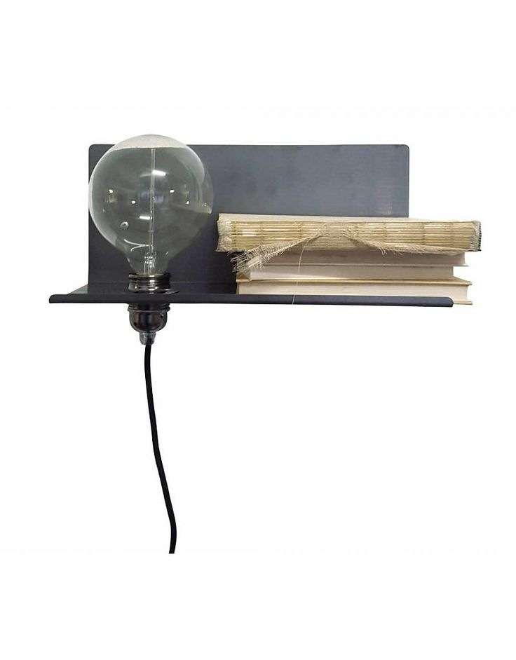 Stoer Metaal wandlamp Peer