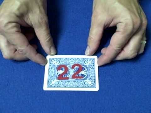 Lucky Number 7 - Card Tricks Revealed - YouTube