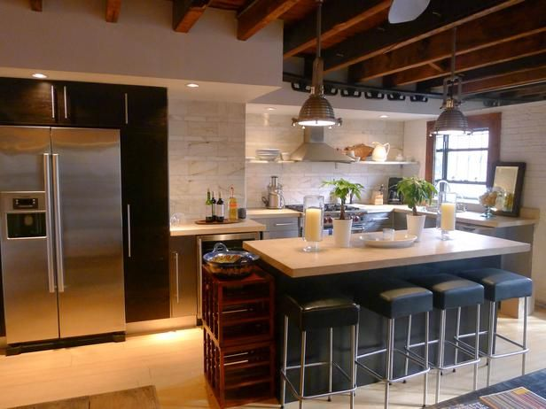 U-Shaped Kitchen Designs: Pictures, Ideas & Expert Tips : Rooms : Home & Garden Television