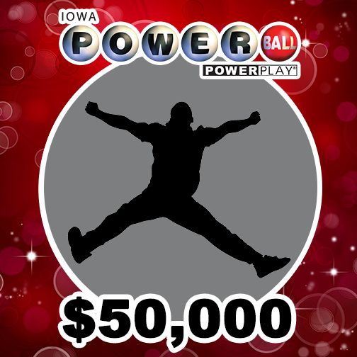 Congratulations to Anthony Noble of #IowaCity. He bought a #Powerball ticket at his local N D Express, 2790 N. Dodge St. for the Dec. 30 drawing and ended up winning a $50,000 prize by matching four white balls and the Powerball! #WooHooForYou Tonight's Powerball jackpot is an estimated $460 MILLION! #GotYourTicket