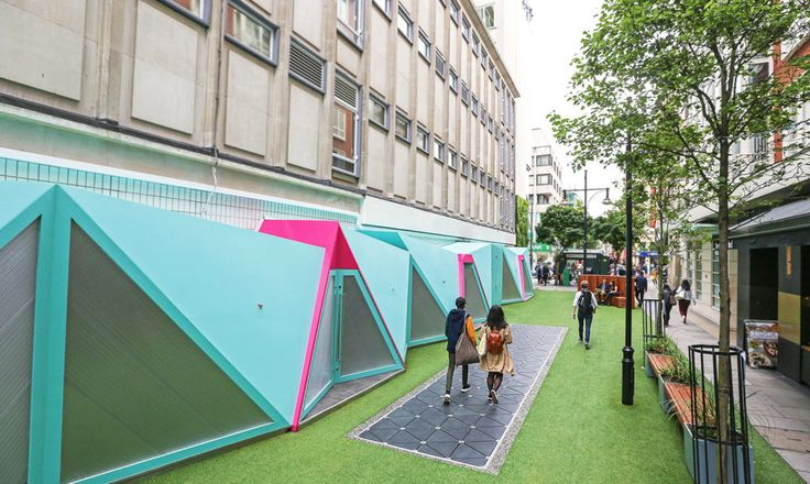 """Gallery of World's First """"Smart Street"""" in London Turns Footsteps into Energy - 3"""