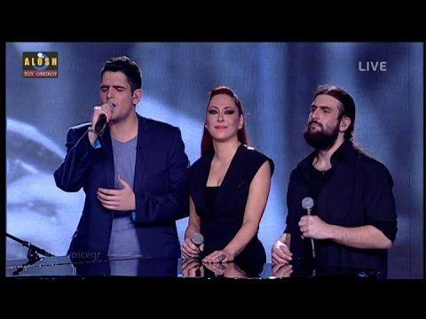 The Voice Of Greece 2 - 4o Live | Μελινα Ασλανιδου με Ομαδα [Τι σου 'καν...