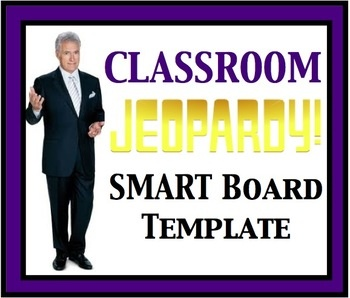 SMART Board Jeopardy Review Game: Links & Music Included!