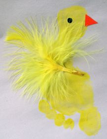cute and simple Easter crafts