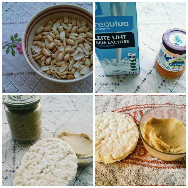 manteiga de amendoim saudável