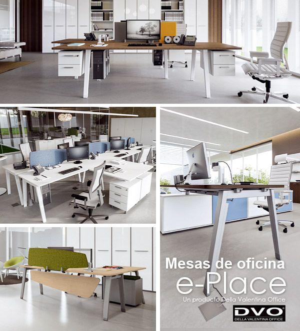 Mesa de oficina e-Place