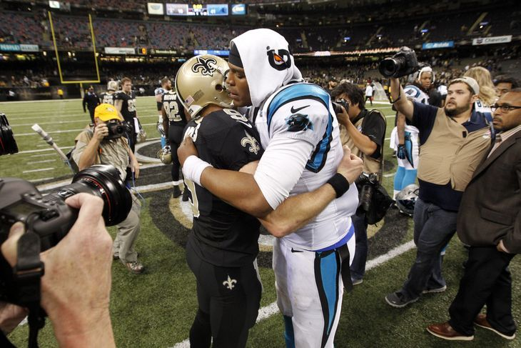 Panthers vs. Saints: Game time, TV schedule, online streaming and more -  By BW Smith  @bdubsmitty on Sep 27, 2015, 8:00a