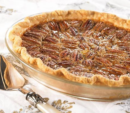 @bonappetitmag rounds up their favorite back-of-the-package recipes, including the Classic Karo Syrup Pecan Pie Recipe.
