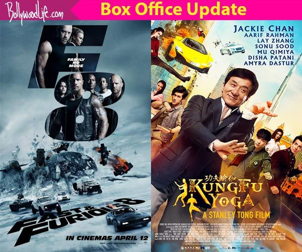 Furious 8 box office collection day 10: Dwayne Johnson and Vin Diesel's film beats Jackie Chan's Kung Fu Yoga in China; earns… #FansnStars