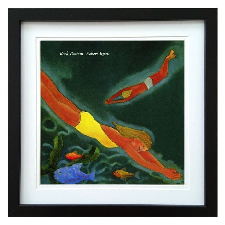 Robert Wyatt | Rock Bottom Album | ArtRockStore