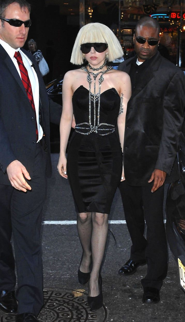 The 37 Most Minimal Looks From Lady Gaga