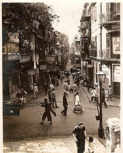 CHINA. Hong Kong 1920s