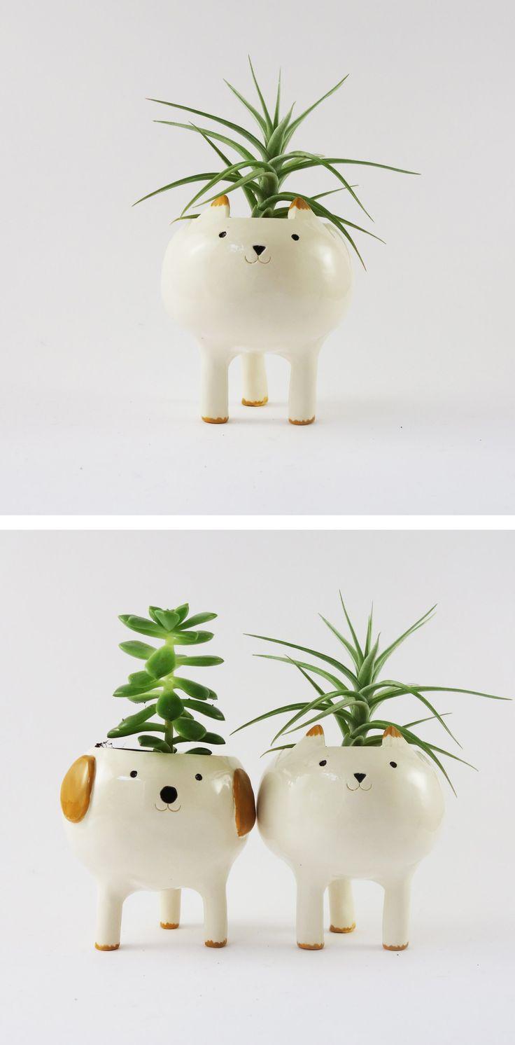 Top 25 Best Ceramic Plant Pots Ideas On Pinterest