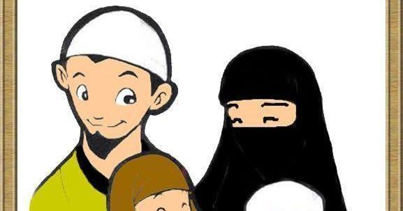 20 Gambar Kartun Ibu Anak Bapak Adab Terhadap Ibu Bapa Lessons Tes Teach Download Omar Hana Kebersihan Bermula Dari Rumah Ibu Gambar Kartun Gambar Kartun