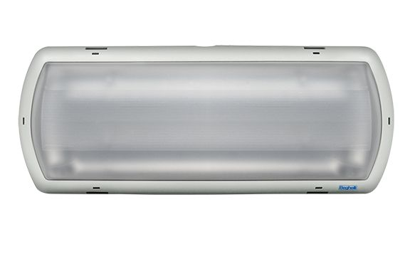 Beghelli has developed an economical version of the Tempesta™ LED. The Tempesta™ LED ECO maintains the same technology as the Tempesta™ LED, delivering 925lms at a very reasonable price.