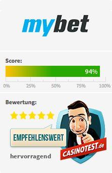 Mybet Casino Bewertung