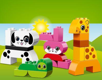 LEGO.com Duplo Home